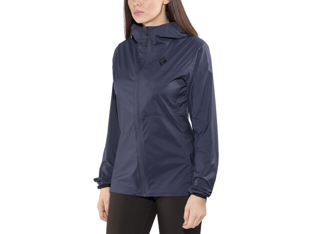Black Diamond Alpine Start Chaqueta Mujer, captain